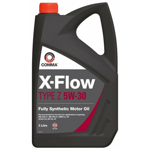 Моторное масло Comma X-Flow Type Z 5W-30 5 л моторное масло comma x flow type pd 5w 40 5 л