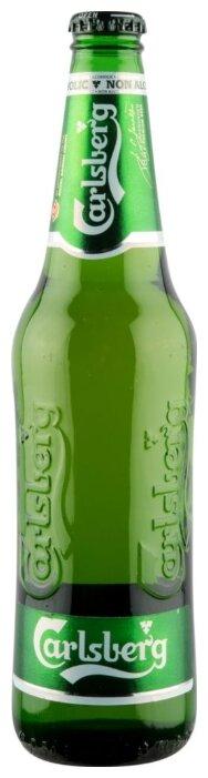 Пиво безалкогольное светлое Carlsberg 480 мл