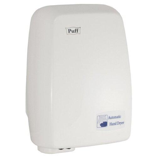 Сушилка для рук Puff 120 1200 Вт белый электросушитель для рук puff 120 1 2квт белый abs пластик