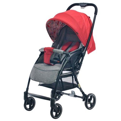 Прогулочная коляска everflo Daily E-510 red прогулочная коляска everflo e 240 shine серый