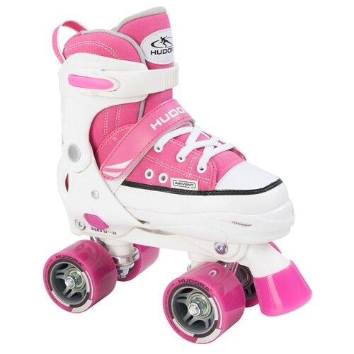Раздвижные роликовые коньки HUDORA Roller Skate р. 36 – 39 роликовые коньки hudora my firs quad girl