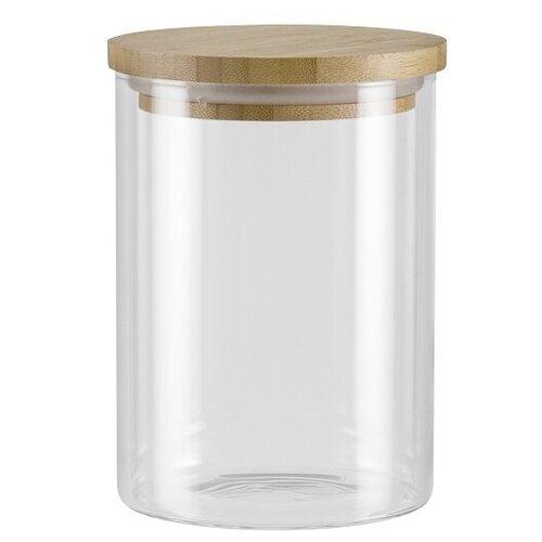 Фото - Nadoba Банка для сыпучих продуктов Vilema 0.7 л прозрачный банка для сыпучих продуктов nadoba 741111