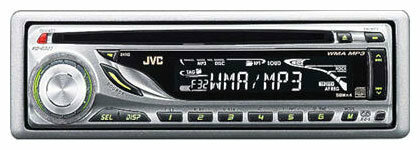 Автомагнитола JVC KD-G321