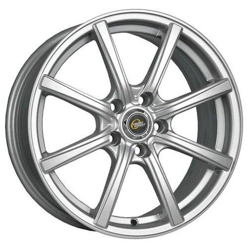 Фото - Колесный диск Cross Street Y4809 6x15/4x100 D60.1 ET50 S колесный диск cross street y3176 6 5x16 4x100 d60 1 et50 silver