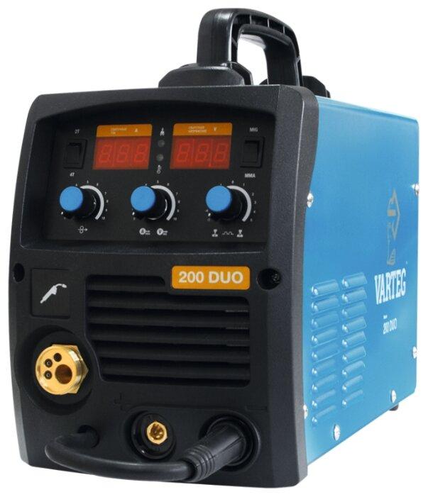 Сварочный аппарат Varteg 200 DUO