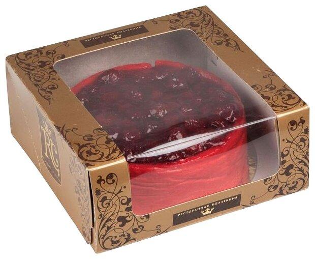 Торт Пломбир Ресторанная коллекция с вишней, 800 г