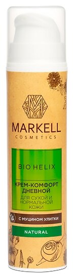 Markell Natural BIO HELIX Крем комфорт