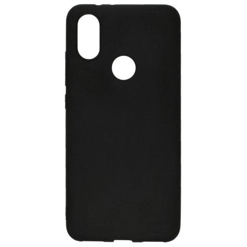 Фото - Чехол LuxCase TPU для Xiaomi Mi A2 черный чехол для сотового телефона мобильная мода xiaomi mi a2 накладка силиконовая с не скользящим покрытием черный