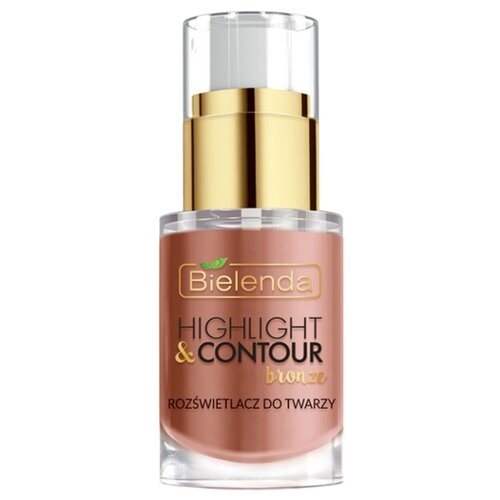Bielenda Хайлайтер Highlight & Contour для лица bronzeХайлайтеры и скульптурирующие средства<br>
