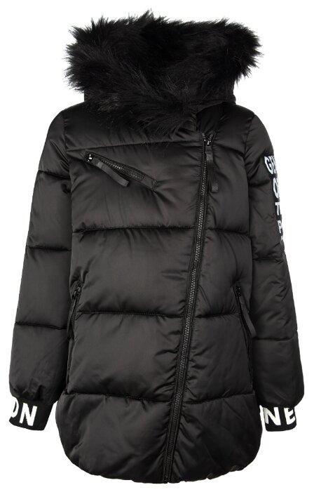 Купить Куртка playToday Neon Tween Girls 32021061 размер 128, черный по низкой цене с доставкой из Яндекс.Маркета (бывший Беру)
