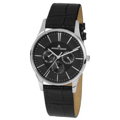 Фото - Наручные часы JACQUES LEMANS 1-1951A наручные часы jacques lemans 1 2027d