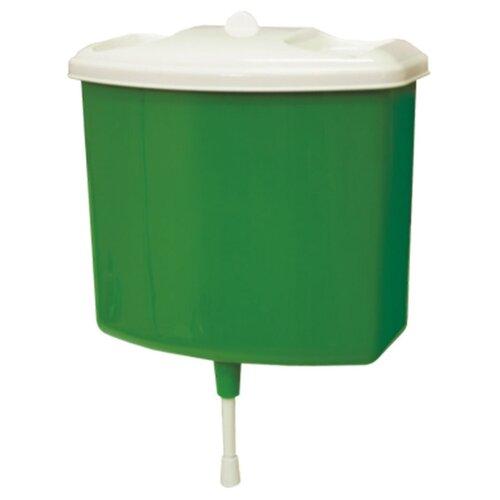 Наливной умывальник Альтернатива М367 зеленый