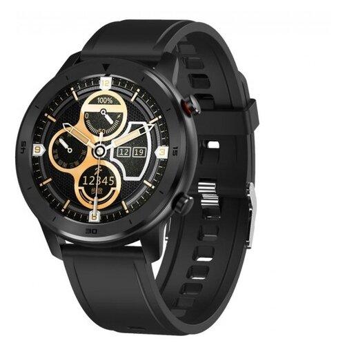 Умные часы GARSline DT78, черный