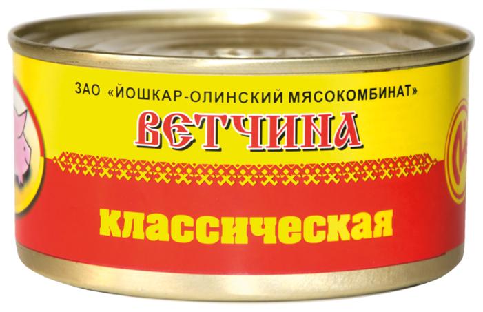 Йошкар-Олинский мясокомбинат Ветчина классическая 325 г