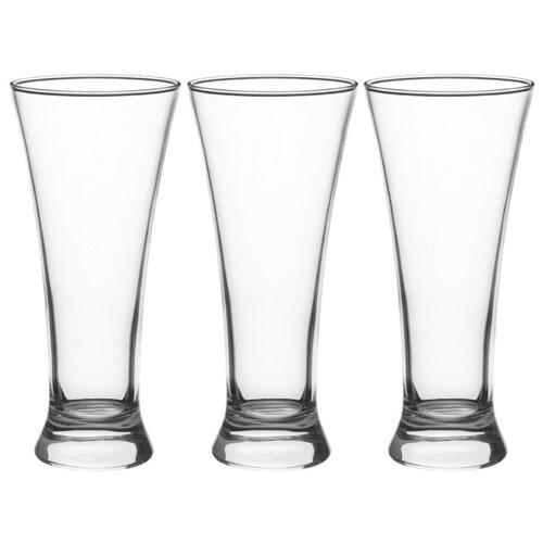 Pasabahce Набор стаканов Pub 320 мл 3 шт прозрачный