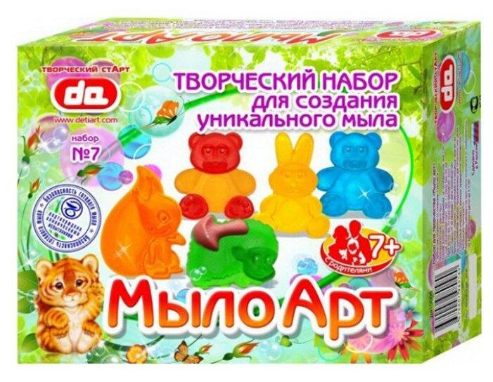 ДетиАрт Мыло Зверушки №7 (DA10008)