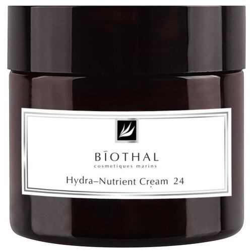 Купить BIOTHAL Hudra-Nutrient Cream 24 Увлажняющий питательный крем для лица, 50 мл