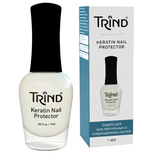 Купить Лак Trind Keratin Nail Protector, 9 мл