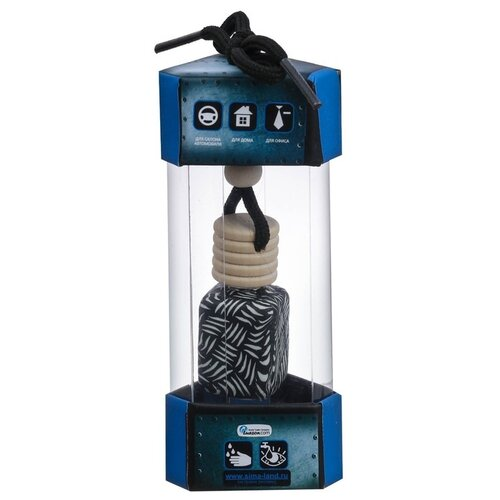 Luazon Ароматизатор для автомобиля Новая машина luazon ароматизатор для автомобиля мята