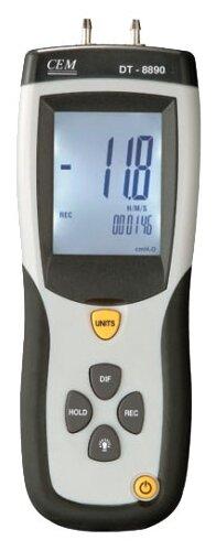 Цифровой манометр CEM DT-8890 1.4 бар