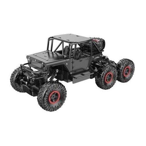 Купить Внедорожник Пламенный мотор Краулер Штурм (870302/870303) 36 см черный, Радиоуправляемые игрушки