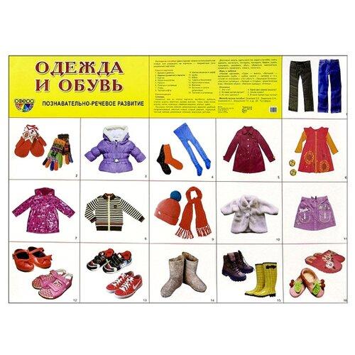 Плакат Творческий Центр СФЕРА Одежда и обувь