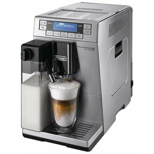 Кофемашина De'Longhi PrimaDonna XS De Luxe ETAM 36.365 M серебристый трусы etam etam et006ewehpq1