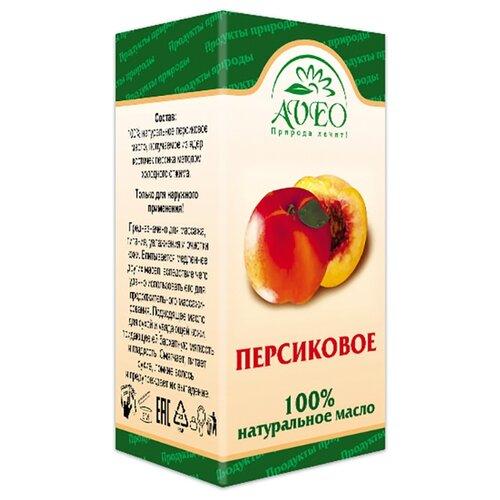 Масло для тела AVEO персиковое, 25 мл масло персиковое для массажа