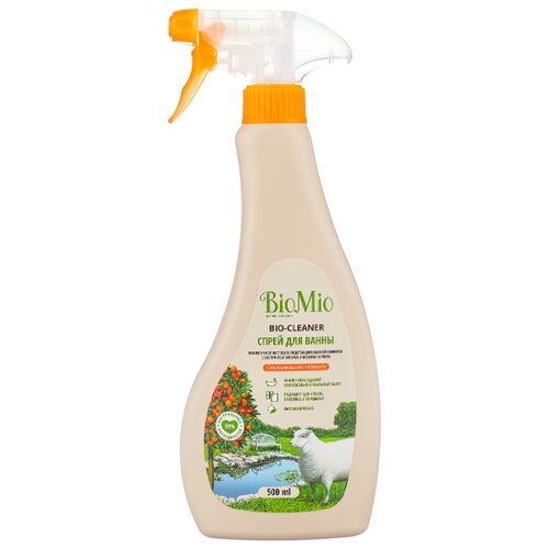 BioMio спрей для ванной комнаты Грейпфрут 0.5 л