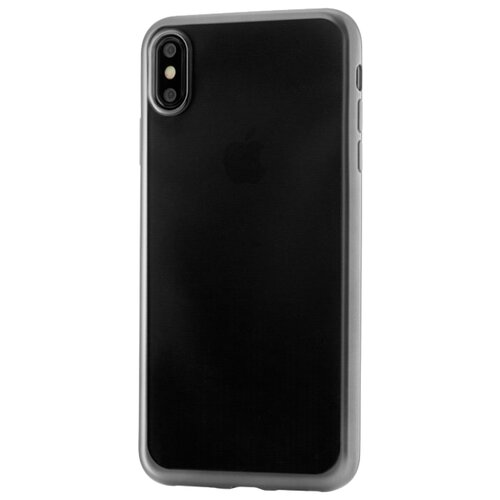 Чехол uBear Frame Tone Case для Apple iPhone Xs Max для Apple iPhone Xs Max blackЧехлы<br>