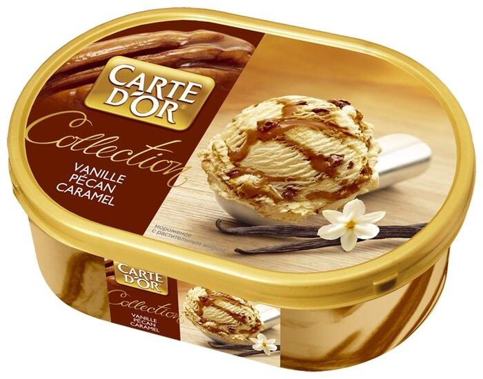 Мороженое Carte D'or ваниль, 500г