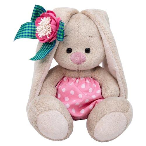 Фото - Мягкая игрушка Зайка Ми Леденцовая роса 15 см мягкая игрушка зайка ми в лиловом 23 см