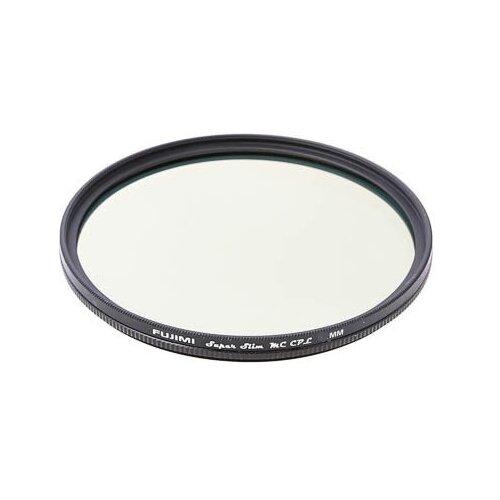 Фото - Светофильтр поляризационный Fujimi MC-CPL PRO 49 мм светофильтр поляризационный fujimi cpl 82 мм