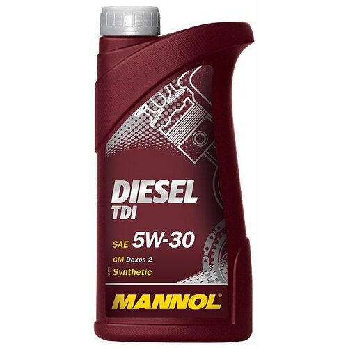 Моторное масло Mannol Diesel TDI 5W-30 1 л