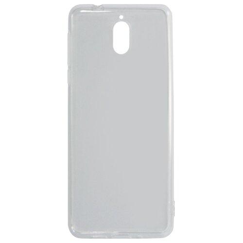 Чехол Akami для Nokia 3.1 2018 (прозрачный силикон) прозрачный