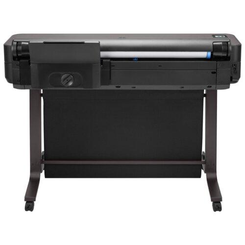 Фото - Принтер HP DesignJet T650 (36-дюймовый), черный принтер hp designjet t1700dr postscript 1vd88a чёрный