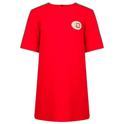 Туника GUCCI размер 104, красный туника gucci размер 104 красный