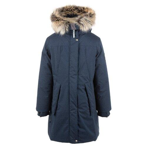 Купить Парка KERRY Mango K20460 размер 134, 2291 синий, Куртки и пуховики