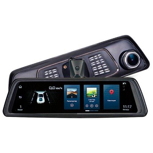 Видеорегистратор Blackview X9 AutoSmart, 2 камеры, GPS черный