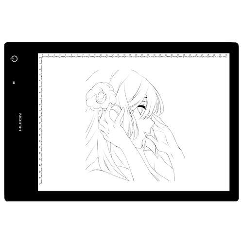 Светокопировальный планшет HUION LB4 черный