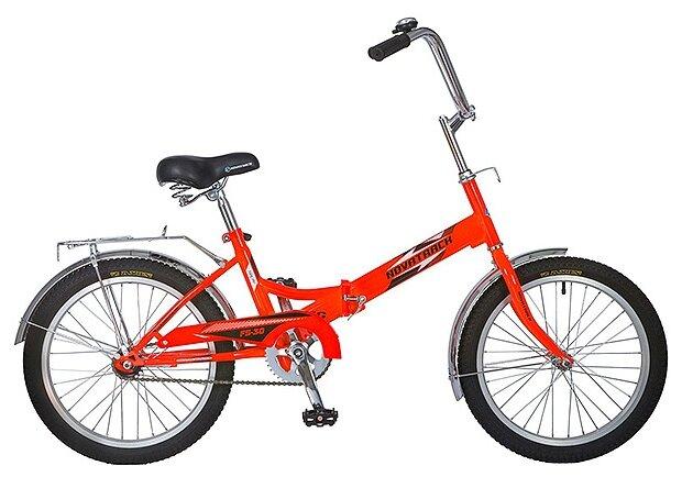 Подростковый городской велосипед Novatrack FS-30 1 (2018)
