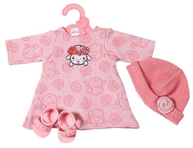 Zapf Creation Комплект одежды для кукол my little Baby Annabell, 701843
