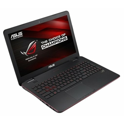 "Ноутбук ASUS ROG G551JK (Core i5 4200H 2800 Mhz/15.6""/1920x1080/8.0Gb/1000Gb/DVD-RW/NVIDIA GeForce GTX 850M/Wi-Fi/Bluetooth/Win 8 64)"