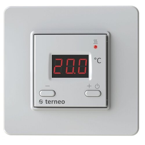 Терморегулятор Terneo ST белый