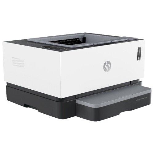 Фото - Принтер HP Neverstop Laser 1000a белый/черный блок фотобарабана hp 104 w1104a черный ч б 20000стр для hp neverstop laser 1000a 1000w 1200a 1200w