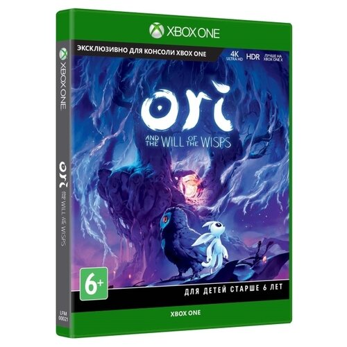 Игра для Xbox ONE Ori and the Will of the Wisps недорого