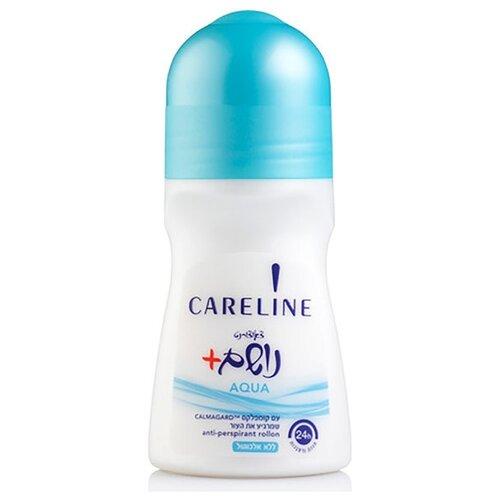 Careline дезодорант, ролик, Aqua, 75 мл