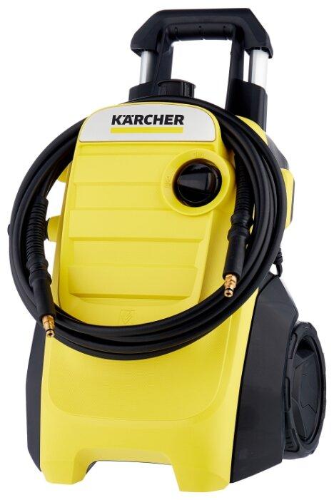 Мойка высокого давления KARCHER K 4 Compact (1.637-500.0) 1.8 кВт