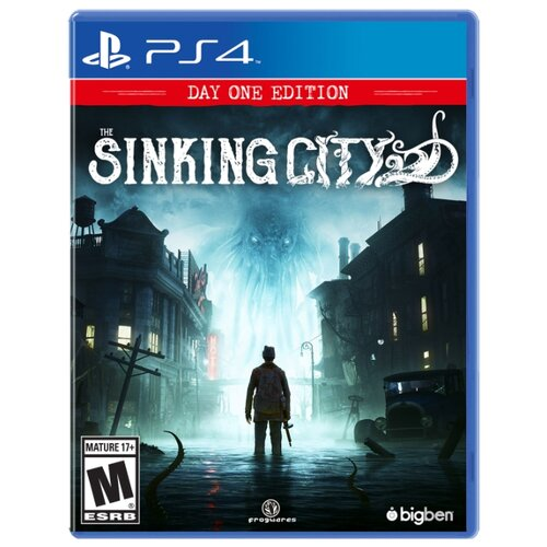 Купить Игра для PlayStation 4 The Sinking City. Day One Edition, BigBen