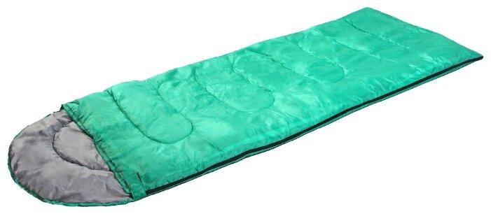 Спальный мешок Greenhouse SP-2, 205х75см, зеленый